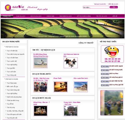Du lịch Việt, du lịch Việt Nam