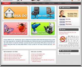 Thông Tín: Máy phun diệt côn trùng, Kinh doanh bất động sản, Nội thất