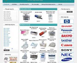Máy fax: website Thế giới máy fax