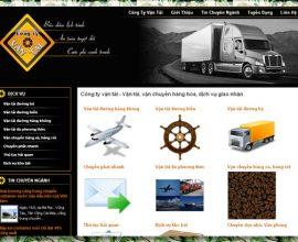 Dịch vụ - Công ty vận tải