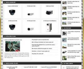Design web camera an ninh
