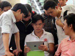Người Việt online gấp đôi thời gian xem TV