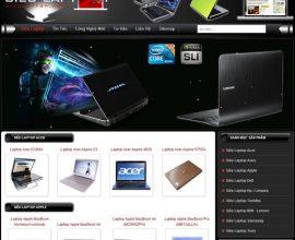 Dự án web siêu laptop