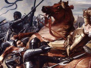Cuộc sống thực sự của các hiệp sĩ thời Trung cổ trái ngược với vẻ lạnh lùng và tàn nhẫn của họ.