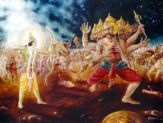 Mahabharata và Ramyana.jpg