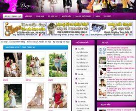 Website Áo Đẹp