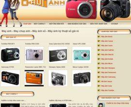 Thiết kế web Chụp ảnh