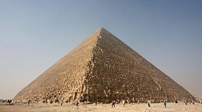 í ẩn ở kim tự tháp lớn nhất Ai Cập Kheops sắp được tiết lộ