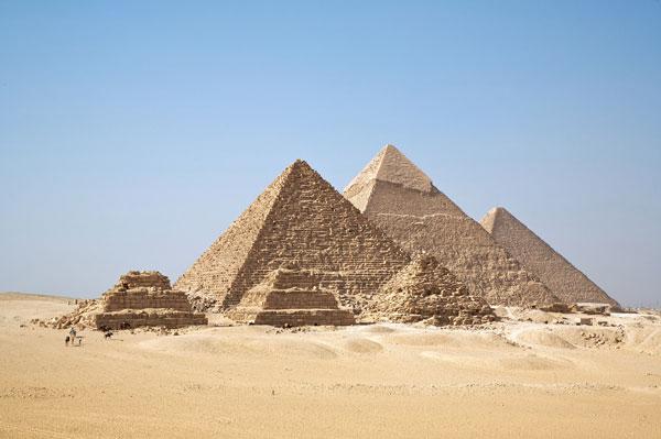 Máy quét hồng ngoại từ vệ tinh đã giúp các nhà khoa học phát hiện 17 kim tự tháp mất tích