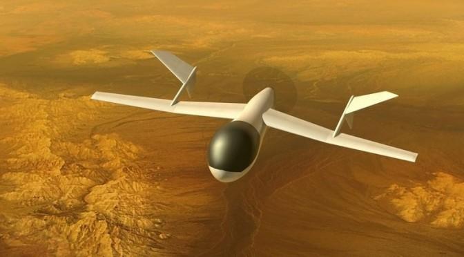 Máy bay Aviatr trị giá 715 triệu USD của Mỹ sẽ nghiên cứu Titan - mặt trăng lớn nhất của sao Thổ
