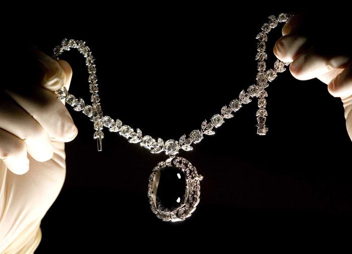 Kim cương Black Orlov