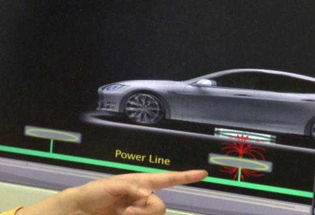 """Công nghệ cộng hưởng từ sẽ giúp xóa nỗi lo """"hết pin"""" của người lái xe chạy điện"""