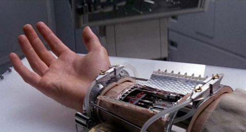 Da điện tử sẽ nhạy cảm như da người.