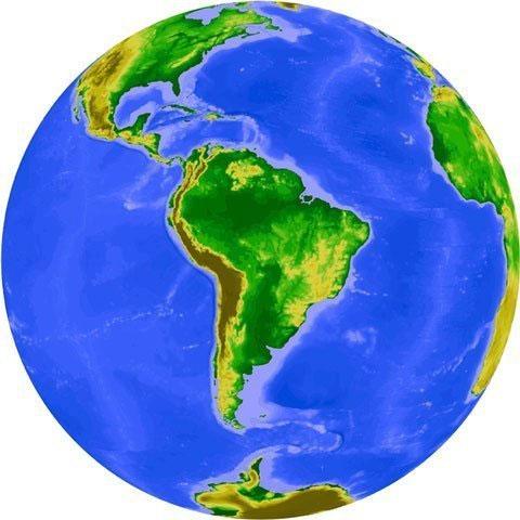 Nếu Trái đất không nghiêng thì cũng không có sự phân chia các mùa trong năm.