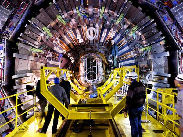 Các nhà khoa học tin rằng, thời điểm tìm ra hạt Higgs đã rất gần kề