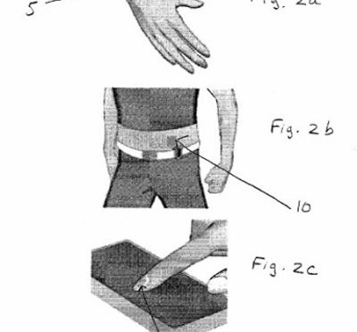 Phác thảo khái niệm hình xăm của Nokia