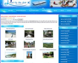 Dịch vụ du lịch