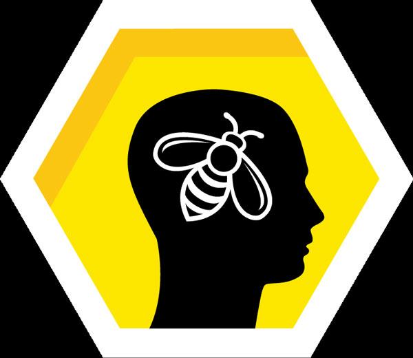 Điểm tương đồng giữa hoạt động của não người và ong