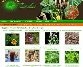 Dược liệu thiên nhiên