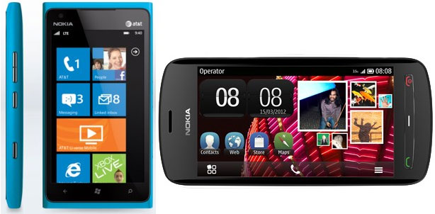 Các dòng điện thoại Lumia và PureView trong tương lai của Nokia được hy vọng sẽ có khả năng chống thấm nước tuyệt đối
