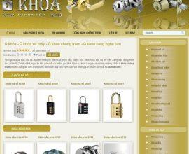 Website ổ khóa