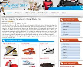 Shop giày - Shop giày dép