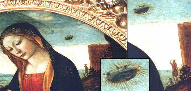 UFO trong lịch sử cổ đại.