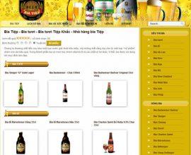 Thế giới bia - Bia tiệp