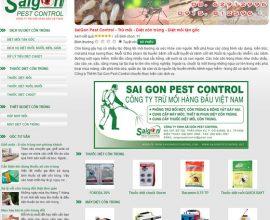Trừ mối - Pest control