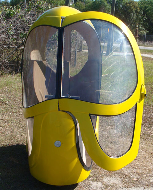 Mẫu xe eggasus