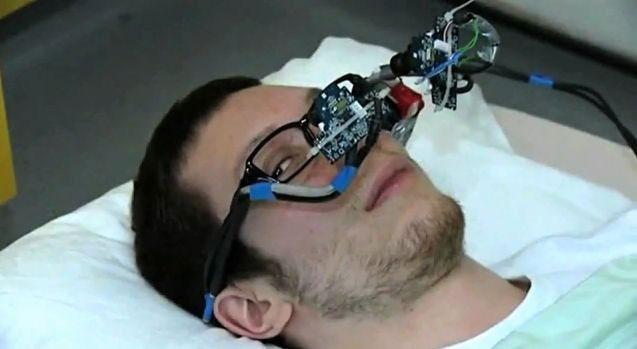 GT3D giúp người tàn tật điều khiển máy tính nhanh, chính xác