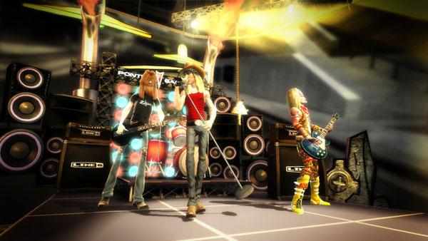 Game cấy mật mã cũng tương tự trò Guitar Hero
