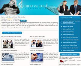 Dịch vụ thuế - Dịch vụ kế toán