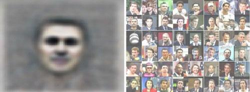 Các máy nhận dạng khuôn mặt trước đây thường được lập trình sẵn những đặc điểm nhận dạng, nhưng bộ não nhân tạo của Google thì không
