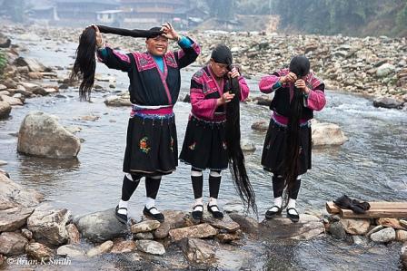 Trên thực tế, ngôi làng Huangluo đã từng được Kỷ lục Guiness trao tặng danh hiệu