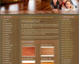 Ván sàn - Sàn gỗ công nghiệp