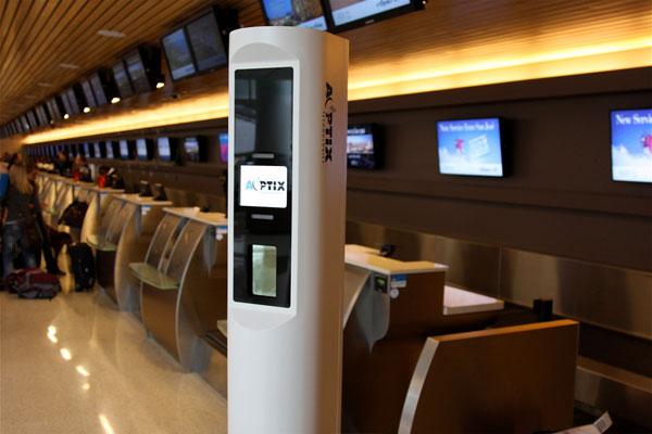 Công ty Aoptix mong muốn các Sân bay ở Mỹ sử dụng kỹ thuật quét hồng mạc để kiểm tra an ninh.