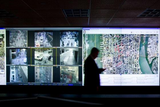 Hệ thống mới sẽ quét lượng lớn thông tin về nghi phạm