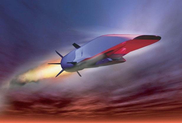 Máy bay siêu tốc sẽ được thả xuống từ máy bay B-52.