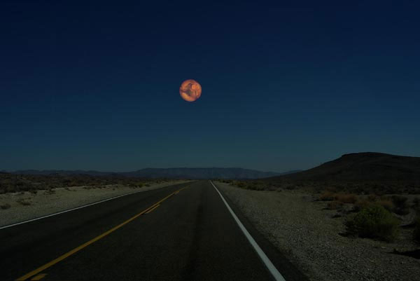 Mars - Sao Hỏa.