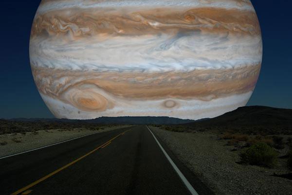 Jupiter - Sao Mộc.