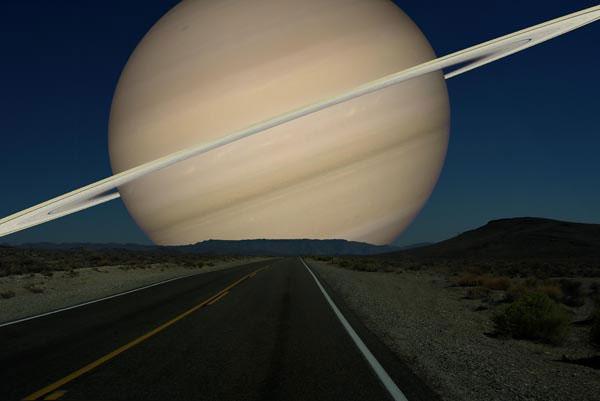 Saturn - Sao Thổ.
