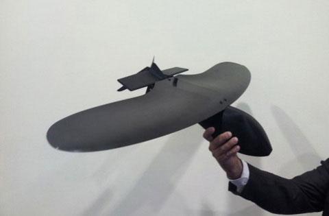 Bom bay điều khiển từ xa