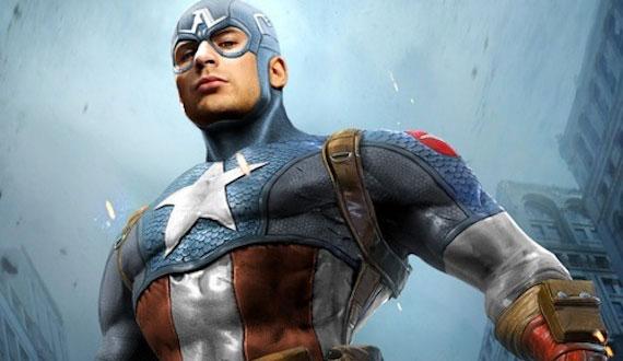 Mỹ đang mơ đến các thế hệ siêu chiến binh như đại úy Mỹ trong phim Captain America: The First Avenger