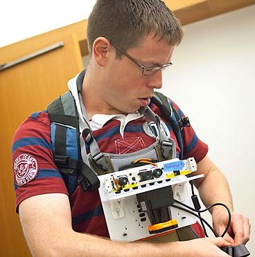 Chuyên gia MIT đang thử nghiệm hệ thống cảm biến trên