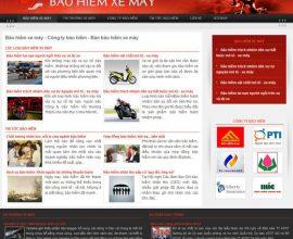 Công ty bảo hiểm - Bảo hiểm xe máy