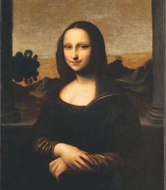 """Nàng Mona Lisa ở Isleworth""."