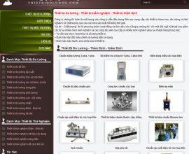 Website thiết bị đo lường