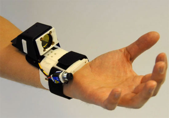 Digits - vòng đeo tay điều khiển thiết bị từ xa