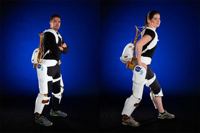 Bộ áo X1 là phiên bản bắt nguồn từ dự án Robonaut 2 của NASA